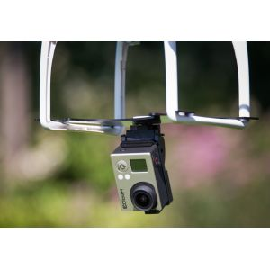 Montura panoramica GoPro 360 + telecomanda