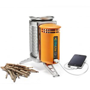 Cuptor portabil Biolite CampStove